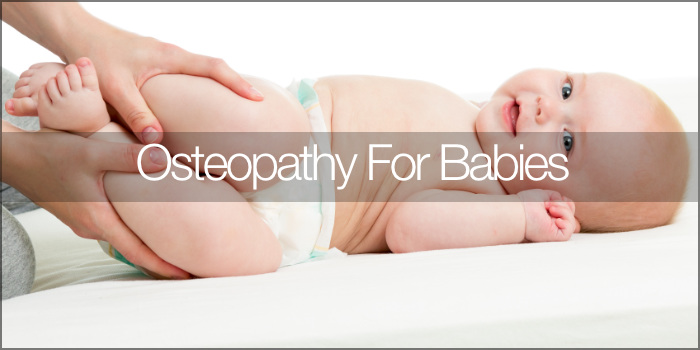 Osteopathy for Babies Melbourne